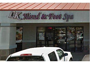 Glendale nail salon LK Hand & Foot Spa