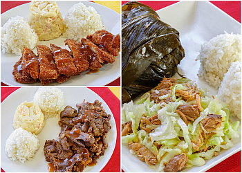 Anchorage barbecue restaurant L & L Hawaiian Barbecue
