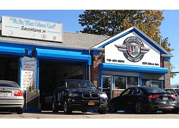 New York car repair shop L & M foreigncars