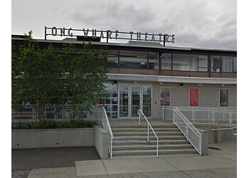 New Haven places to see LONG WHARF THEATRE