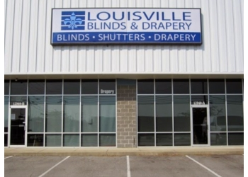 Louisville Blinds Drapery
