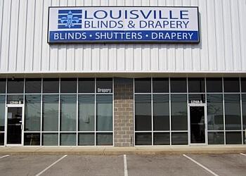 Louisville window treatment store LOUISVILLE BLINDS & DRAPERY