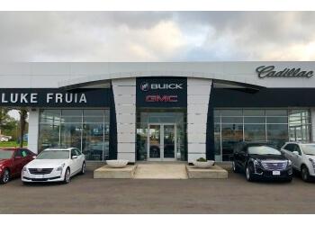 Brownsville car dealership LUKE FRUIA MOTORS