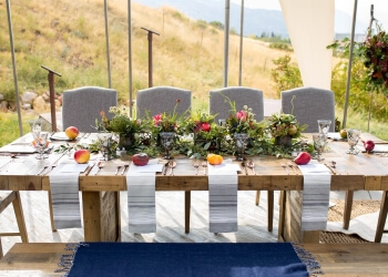 Salt Lake City caterer LUX Catering and Events