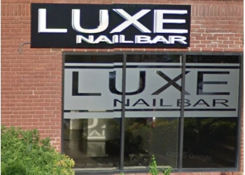 Tulsa Nail Salon LUXE Bar