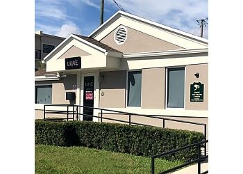 Fort Lauderdale beauty salon LUXE Style Bar