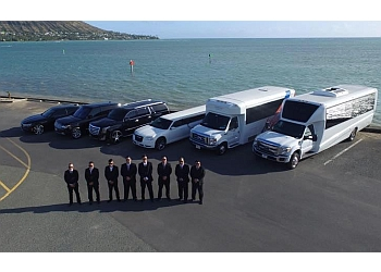 Honolulu limo service  LUXURY LIMO
