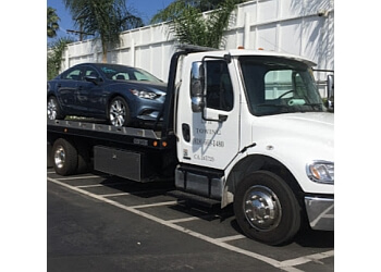 Glendale towing company LVH Towing