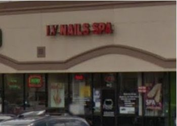 Pasadena nail salon LV Nails Spa