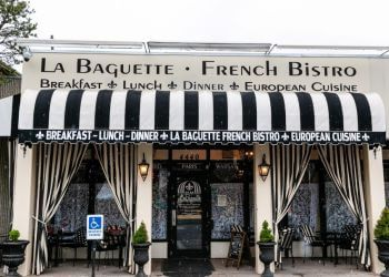 Colorado Springs french restaurant La Baguette French Bistro