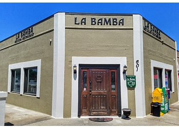 Greensboro mexican restaurant La Bamba Mexican Restaurant