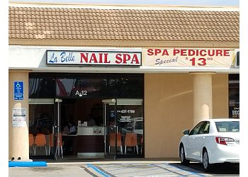 Costa Mesa nail salon La Belle Nail Spa