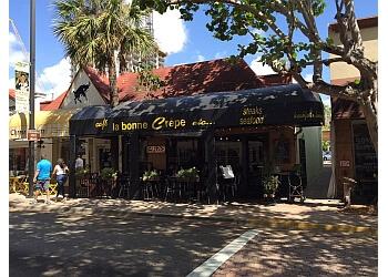 Fort Lauderdale french cuisine La Bonne Crepe