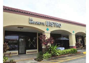 Hollywood french restaurant La Brochette Bistro