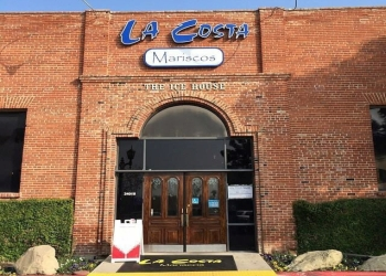 Bakersfield mexican restaurant La Costa restaurant