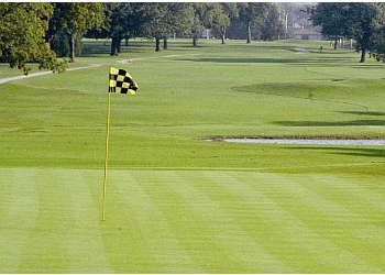 Tulsa golf course LaFortune Park Golf Course