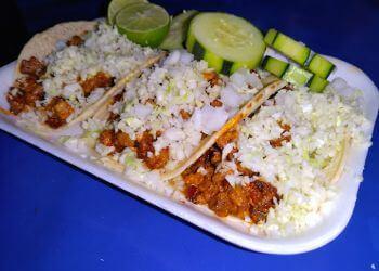 Phoenix food truck La Frontera #1