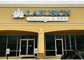 Tulsa massage therapy LaFusion Massage & Spa
