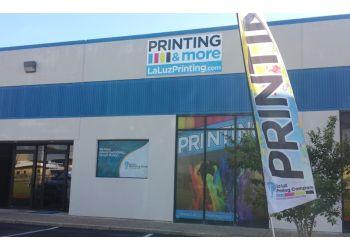 San Antonio printing service  La Luz Printing Company