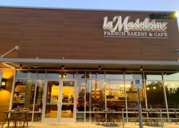 Chandler french restaurant La Madeleine