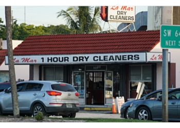 Miramar dry cleaner La Mar 1 Hour Dry Cleaners