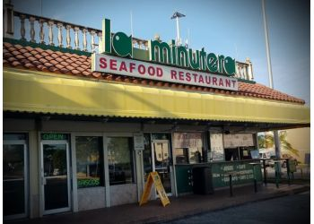 Hialeah seafood restaurant La Minutera Seafood Restaurant