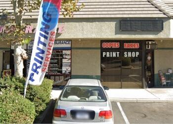 Fontana printing service La Noticia Printing & Graphics