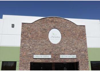 Las Vegas funeral home La Paloma Funeral Services