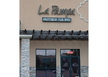 Brownsville steak house La Pampa Argentinean Steakhouse