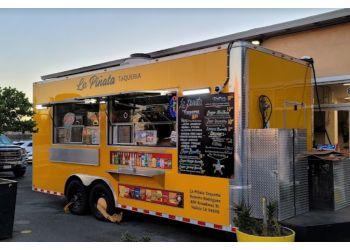 Vallejo food truck La Piñata Taqueria