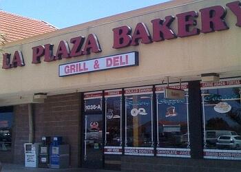 Salinas bakery La Plaza Bakery & Cafe