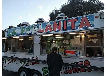Thousand Oaks food truck La Poblanita Taco Truck