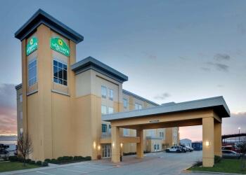 Denton hotel La Quinta Inn & Suites
