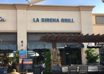 Irvine mexican restaurant La Sirena Grill