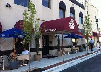 Baltimore italian restaurant La Tavola