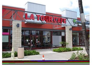 Honolulu cafe La Tour Cafe