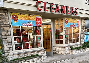 Los Angeles dry cleaner La Vista Cleaners