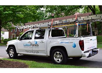 Winston Salem window cleaner Labor Panes