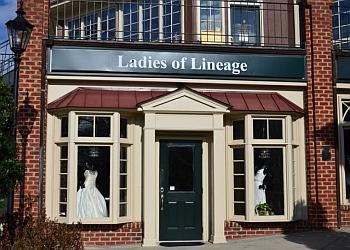 Charlotte bridal shop Ladies of Lineage Bridal Boutique