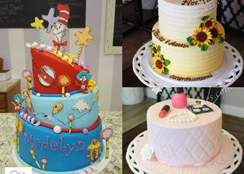 Cape Coral cake LadyCakes Bakery