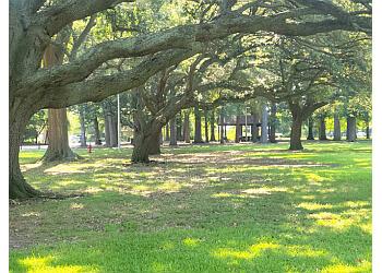 Norfolk public park Lafayette Park
