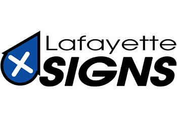 Lafayette sign company Lafayette Signs