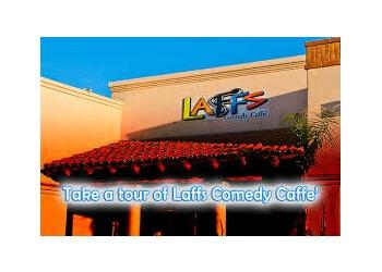 Tucson night club Laffs