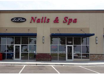 Norman nail salon La fleur Nails & Spa