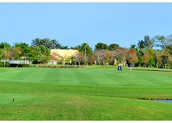 Fort Lauderdale golf course Lago Mar Country Club
