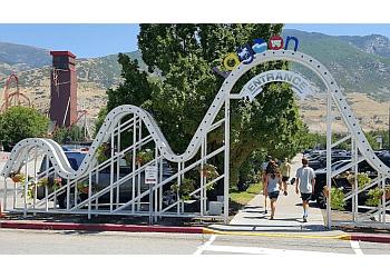 Salt Lake City amusement park Lagoon
