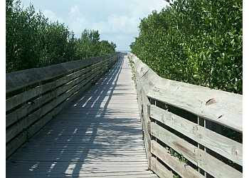 Brownsville hiking trail Laguna Madre Nature Trail