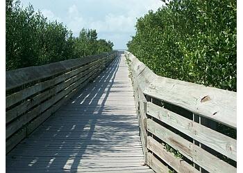Brownsville hiking trail Laguna Madre Nature Trail