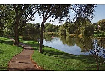 Minneapolis public park Lake Calhoun Park