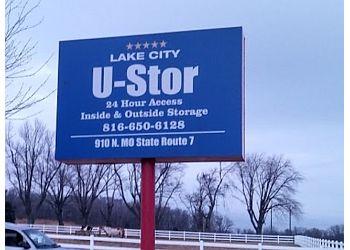 Independence storage unit Lake City U-Stor